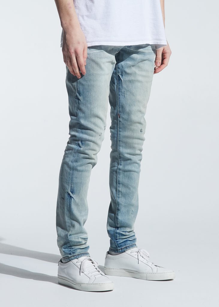 Culver Standard Denim (Light Indigo Wash)