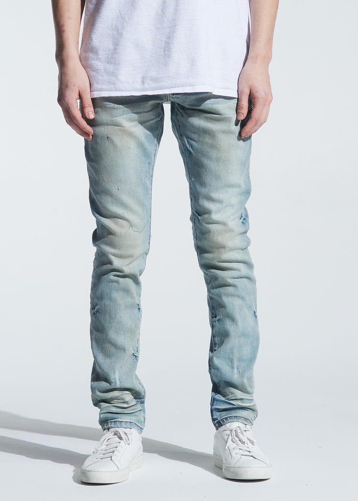 Jerome Chain Denim (Blue)