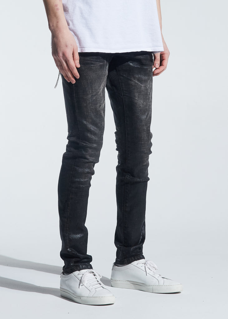 Jerome Chain Denim (Black)