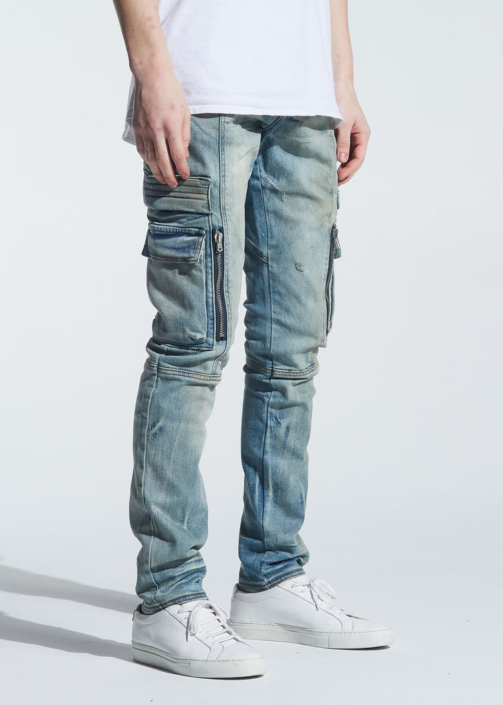 Windler Cargo Denim (Blue)
