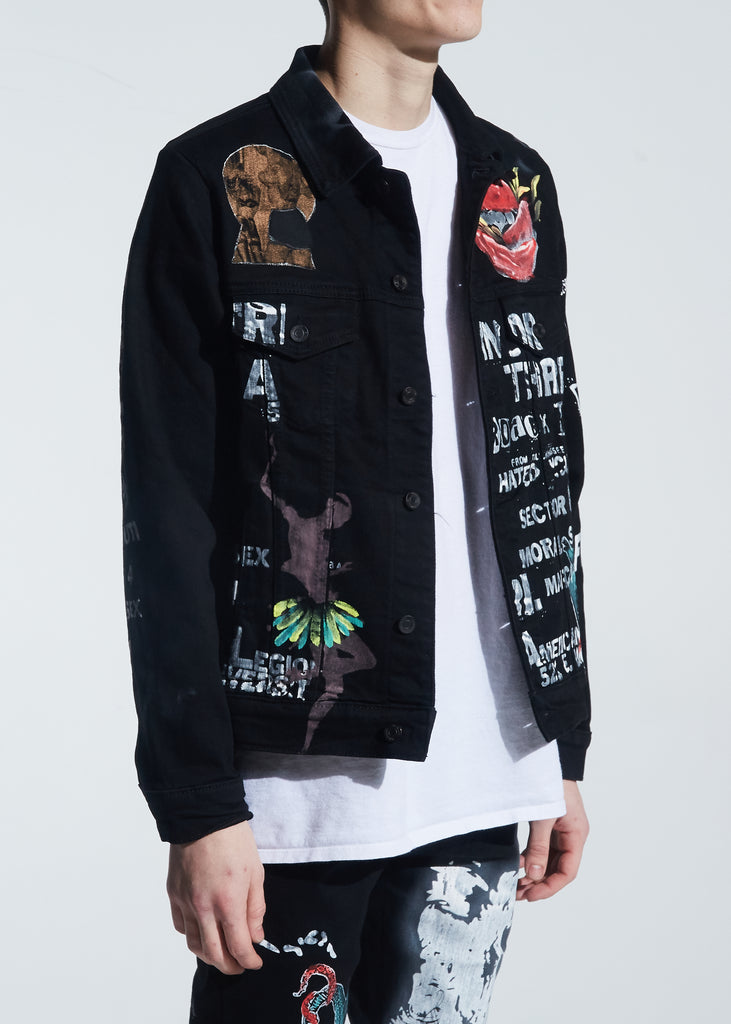 Riot Denim Jacket