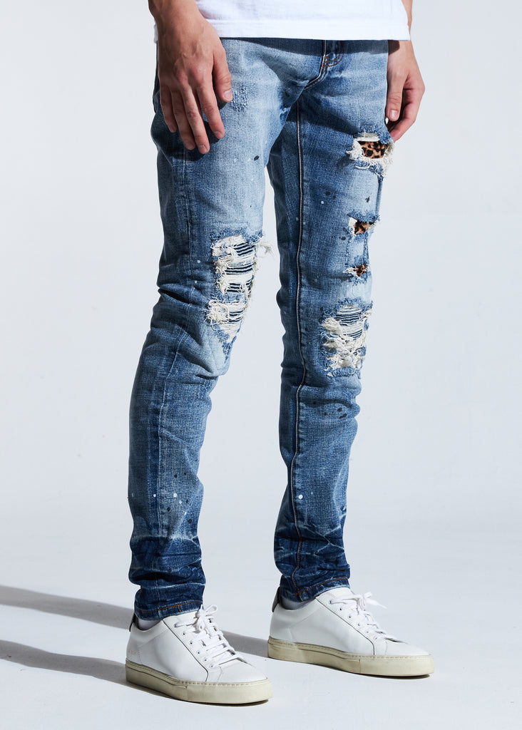 Laguna Rip & Repair Denim