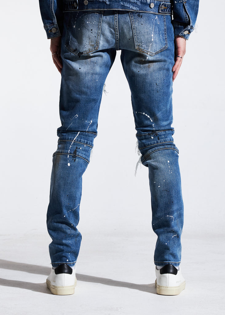 Crawley Biker Denim
