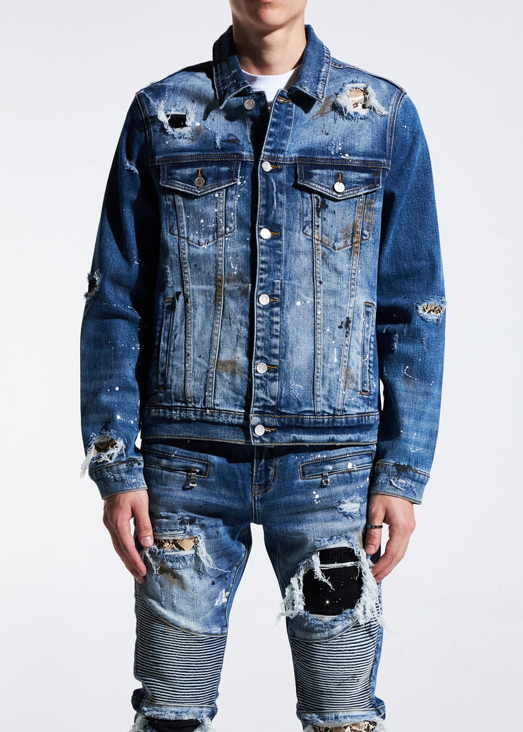 Crawley Denim Jacket