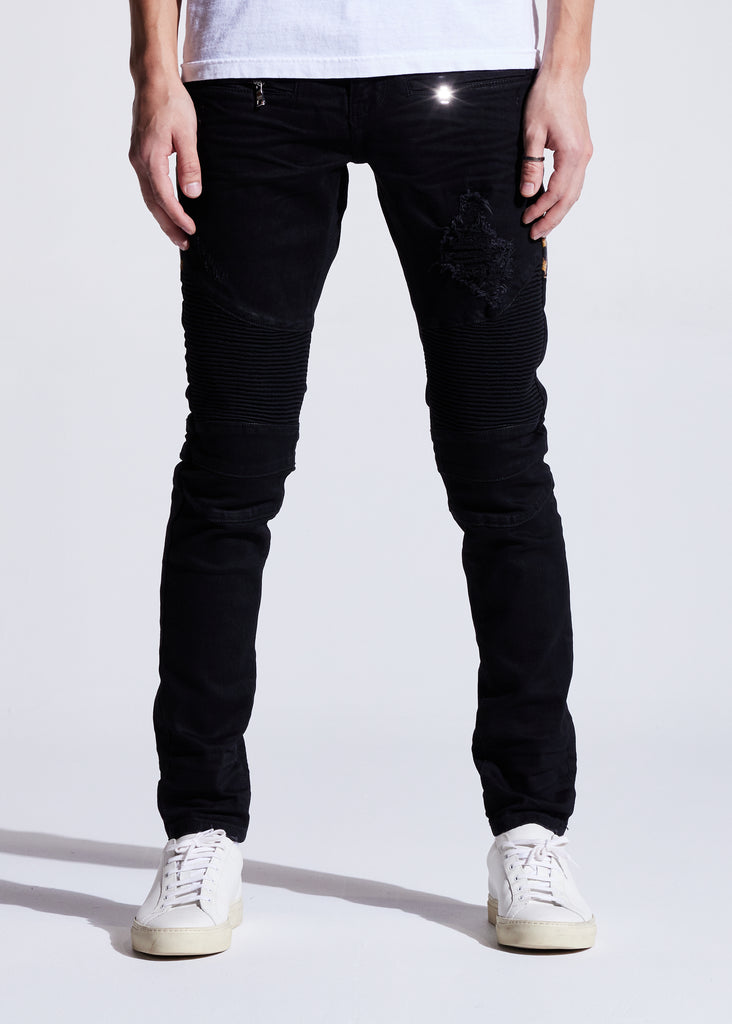 Bower Biker Denim