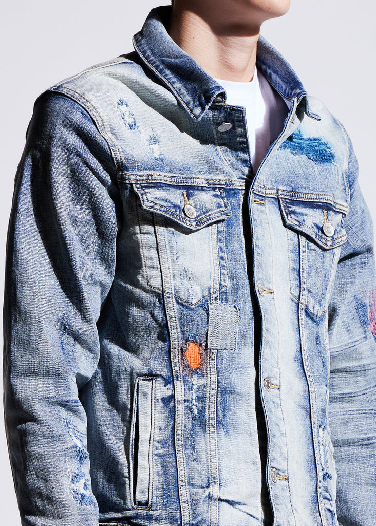Hamlin Denim Jacket
