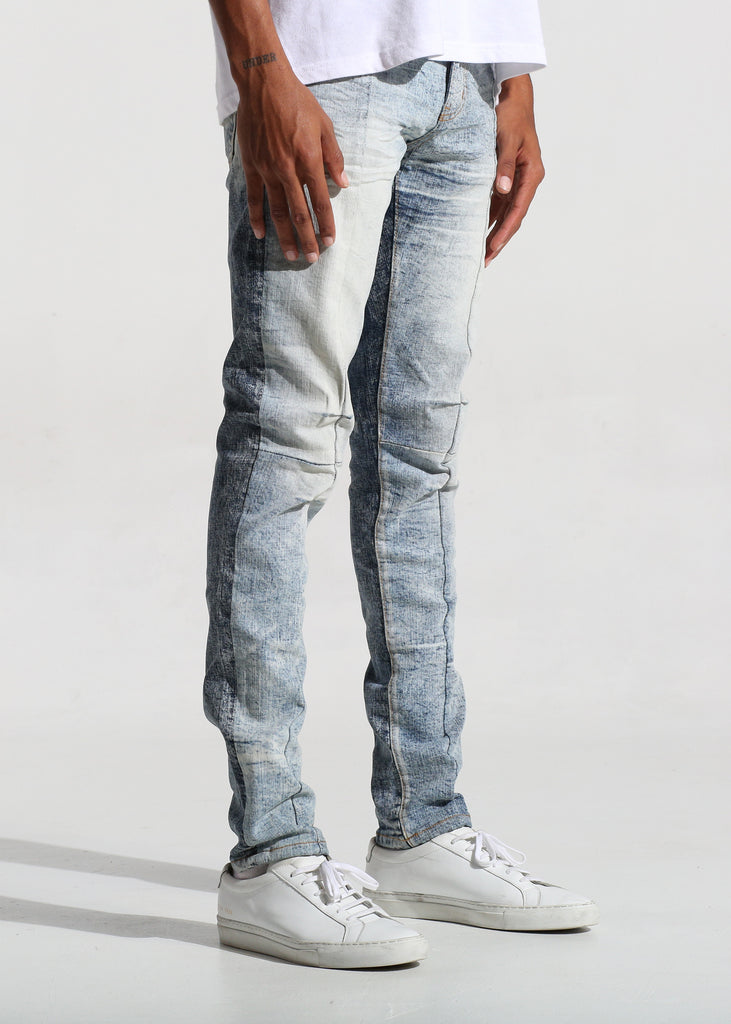 Paul Denim (Blue Acid Wash)