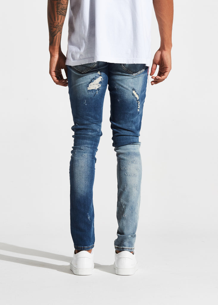 Alfbright Standard Denim (Blue Fade)
