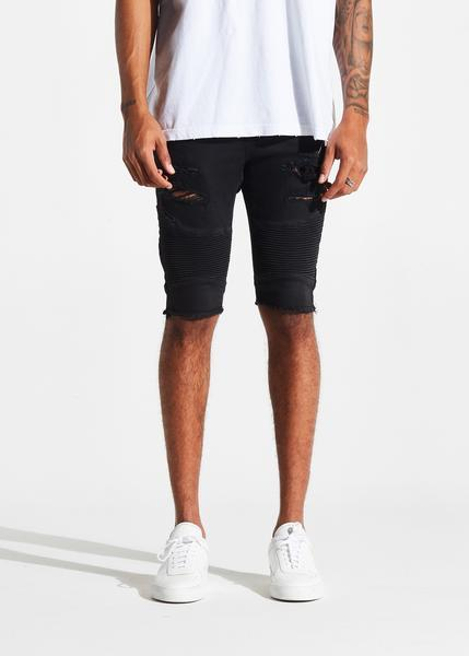 Kang Shorts (Jet Black)