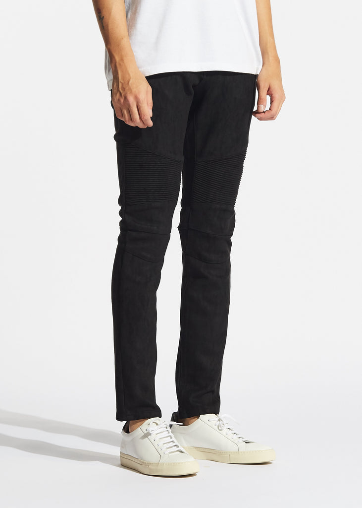 Spencer Biker Pants 2 (Black)