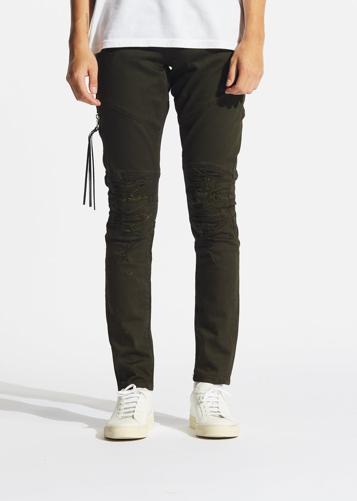 Deneb Denim (Army Green)