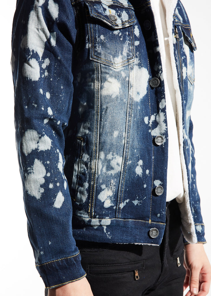Homer Jacket (Blue Bleach)