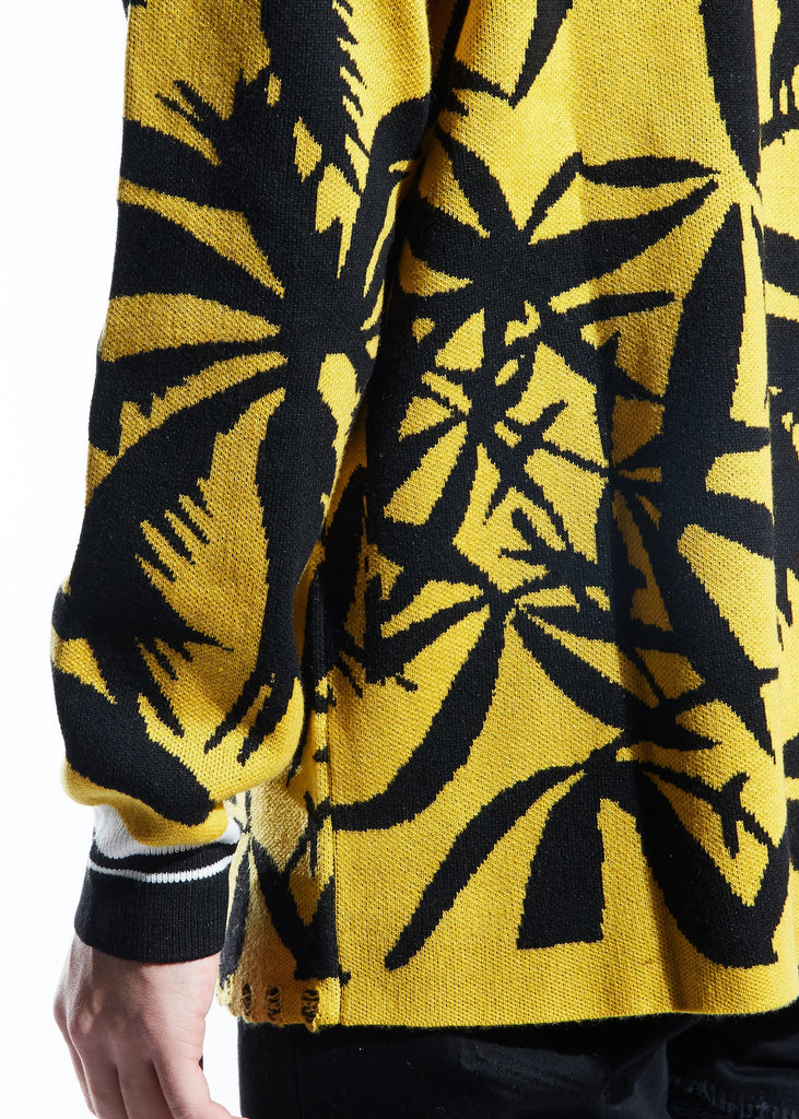 Keefe Cardigan (Yellow)