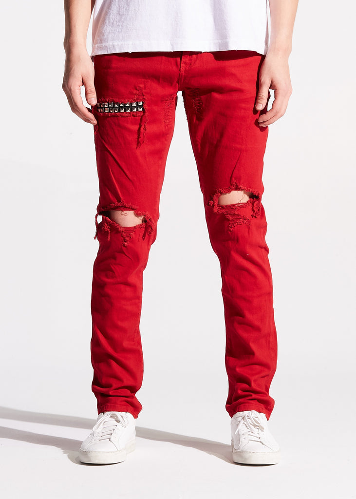 Giovanni Denim (Red)