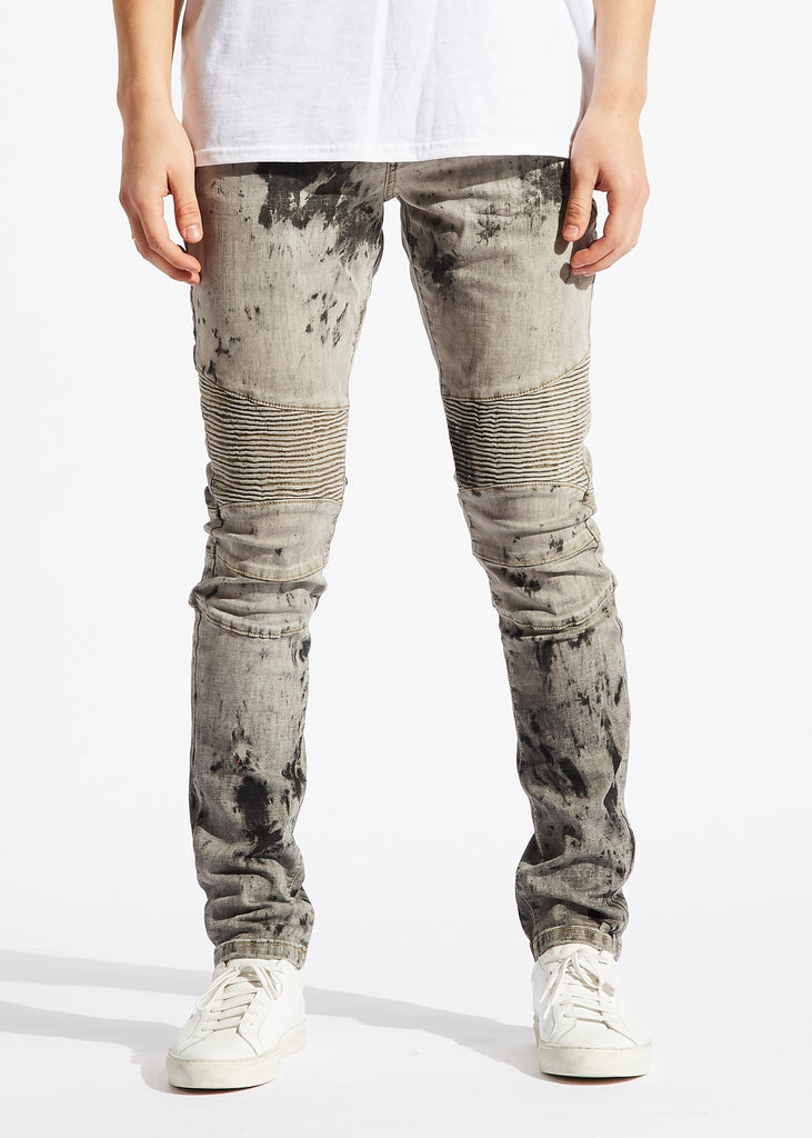Grace Biker Denim