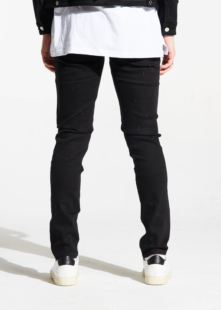 Parker Denim (Black)