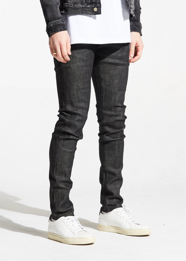 Zak Denim (Charcoal)