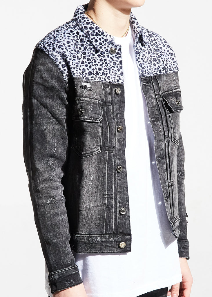 Hunt Denim Jacket (Black)