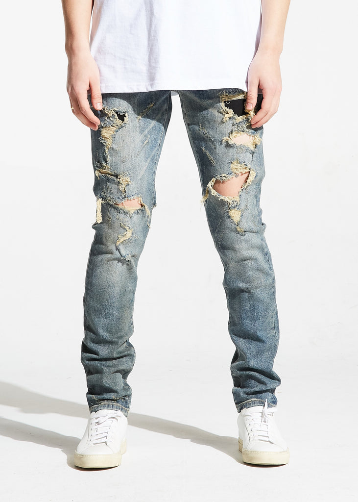Hughes Denim (Stone Wash)