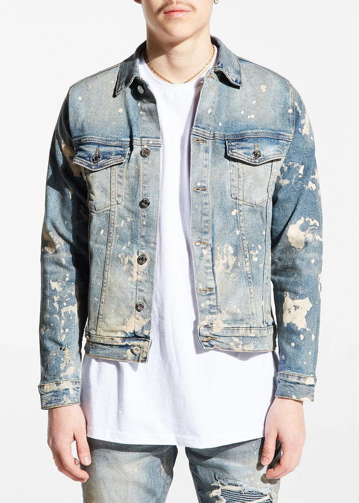 Williamson Denim Jacket (Light Blue)