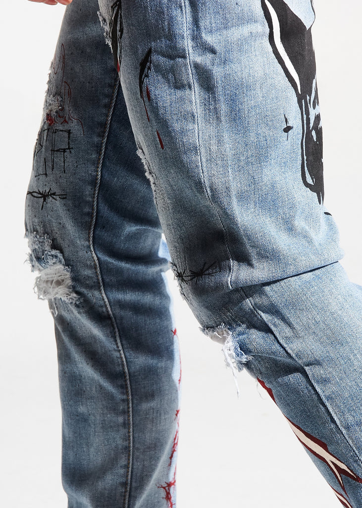Reznor Denim