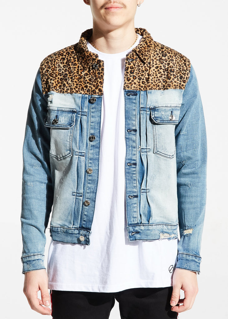 Hunt Denim Jacket (Blue)