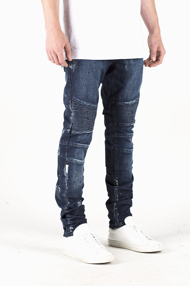 Boy Biker Denim