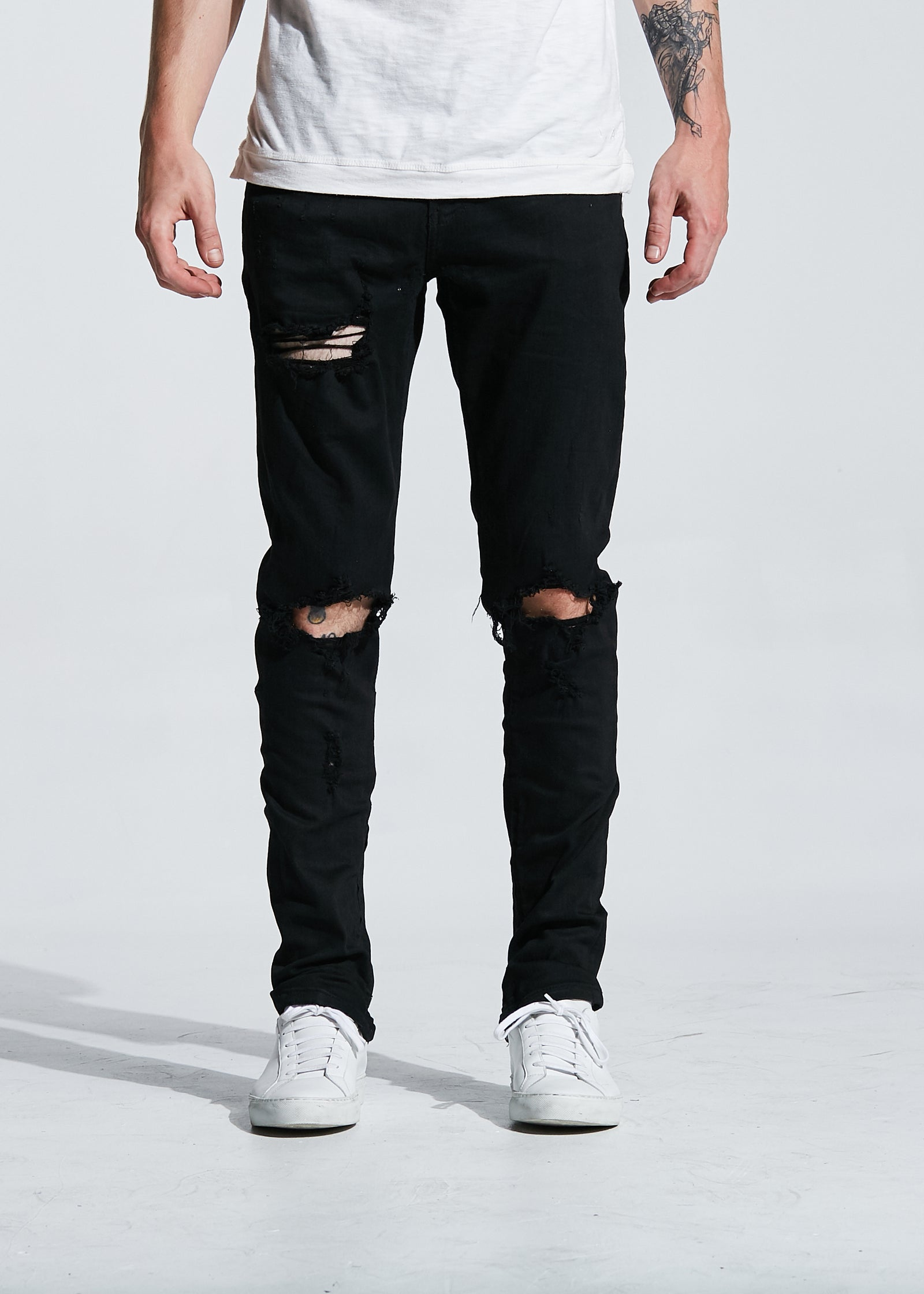 Bullet Denim (Black Wax)