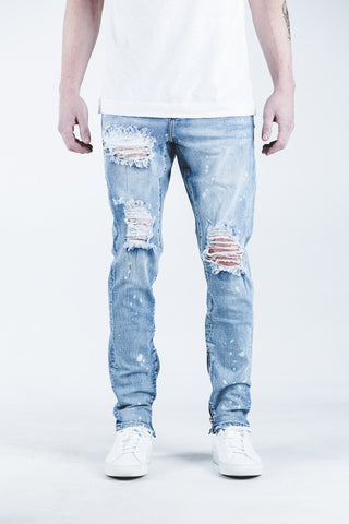 Bullet Denim (Blue)