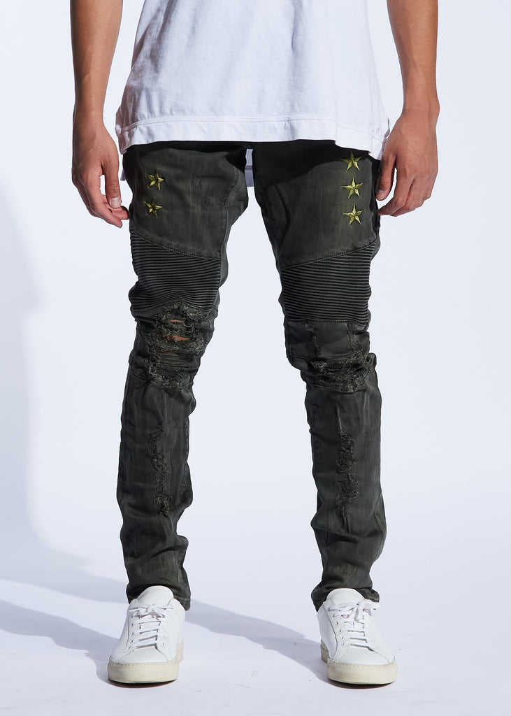 Bryce Harper - The General Biker Denim