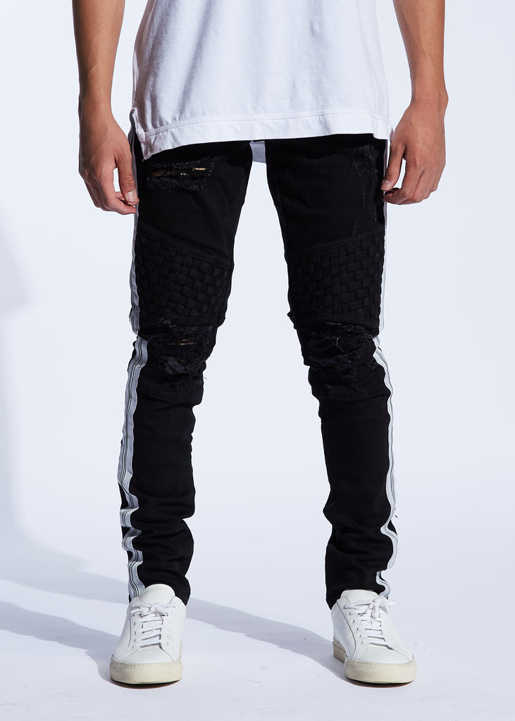 Bryce Harper - The Rockstar Biker Denim