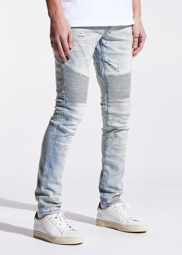 Harvick Biker Denim