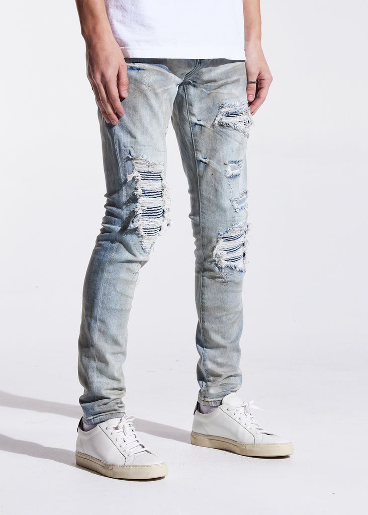 Harvick Rip & Repair Denim