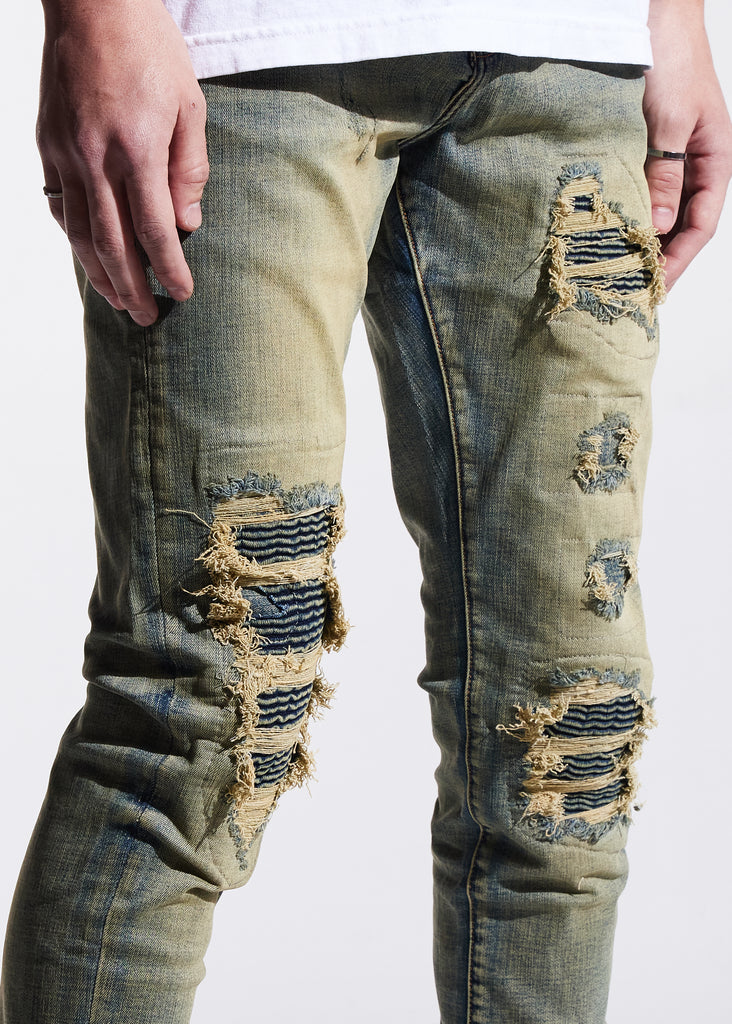 Marcos Rip & Repair Denim