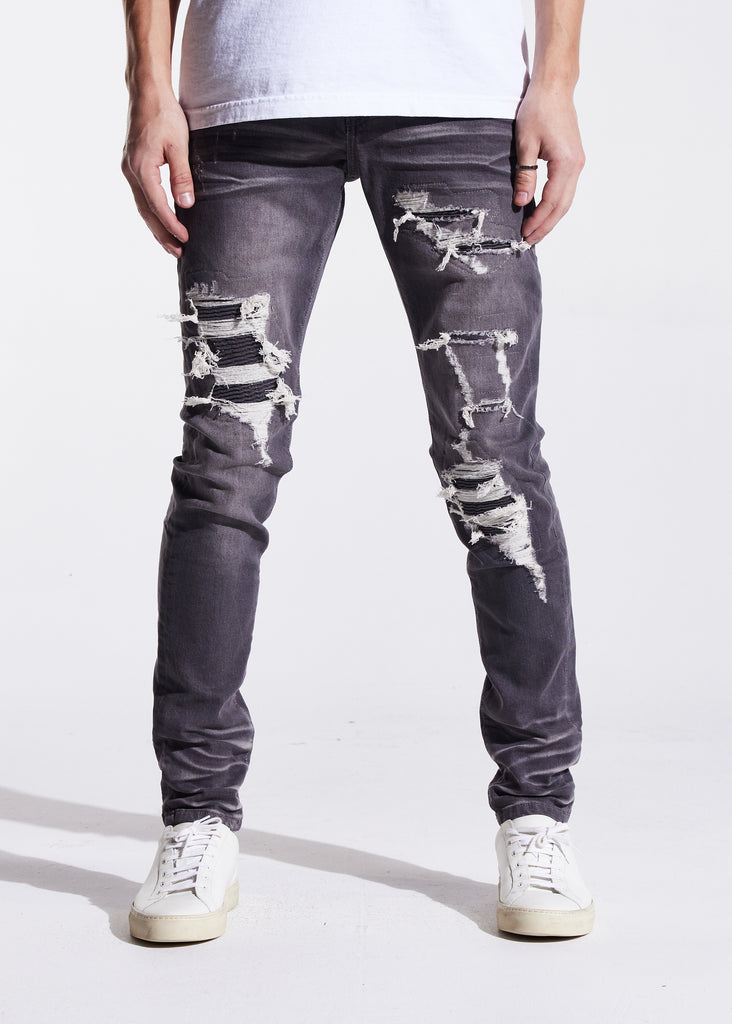 Dale Rip & Repair Denim