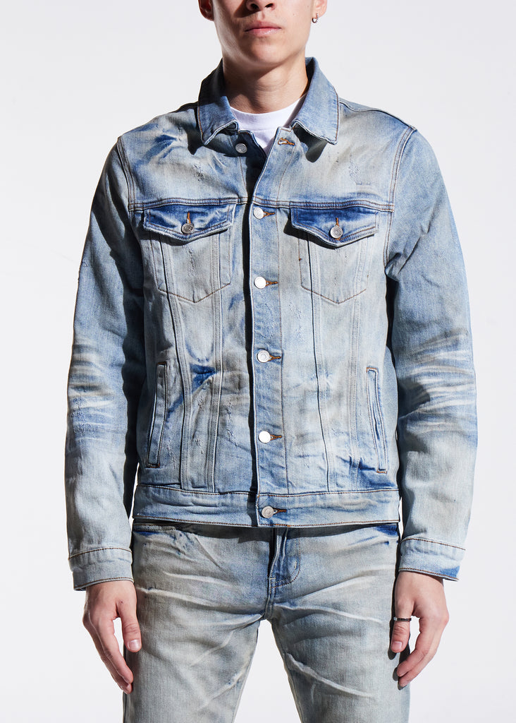 Harvick Denim Jacket