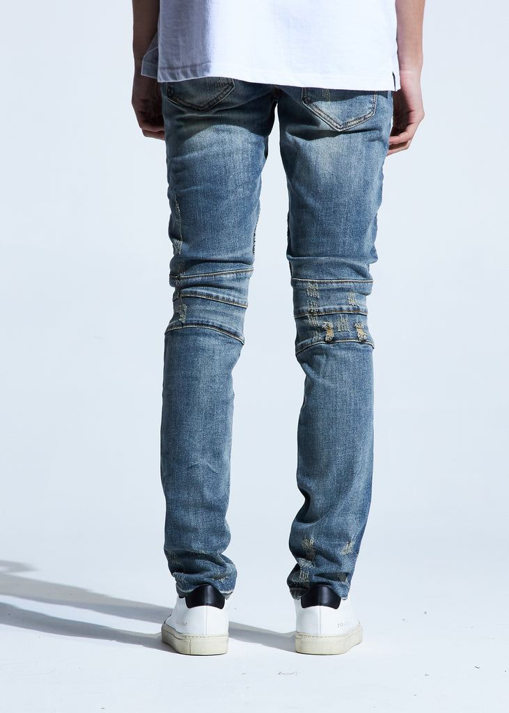 Lincoln Biker Denim
