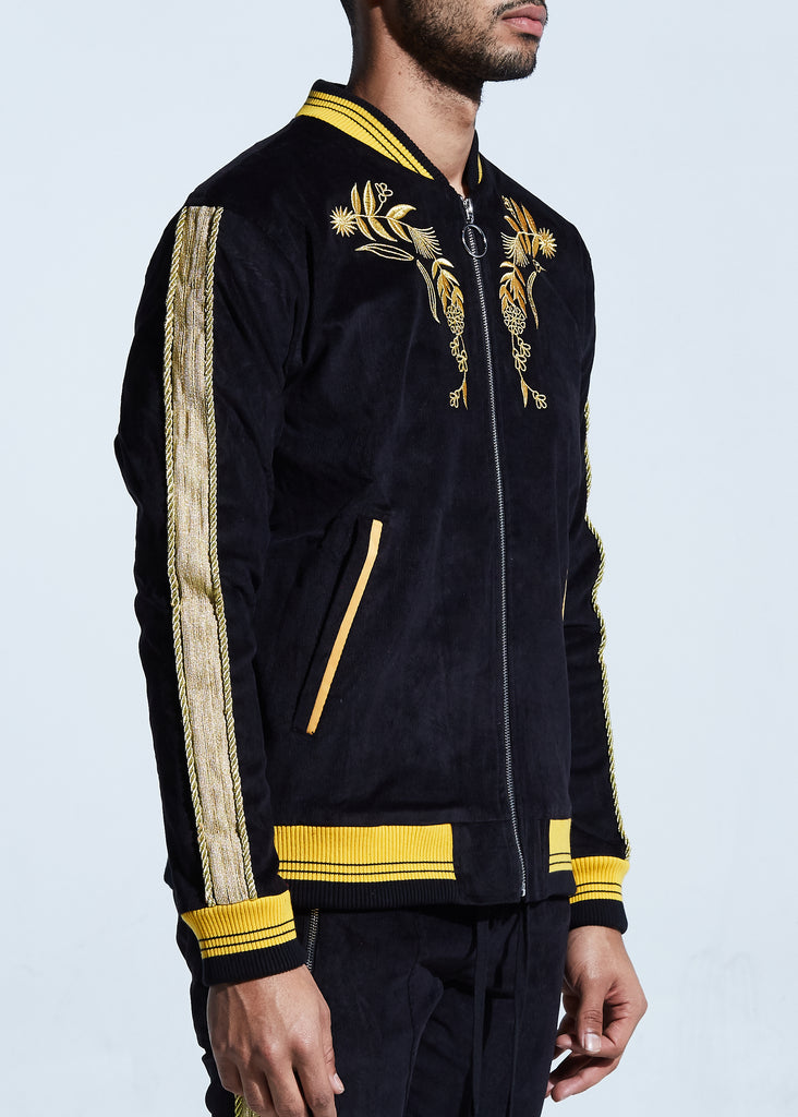 Monarch Jacket (Black/Gold)