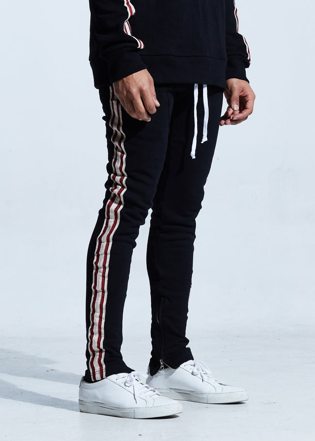 Ruza Track Pants (Black)