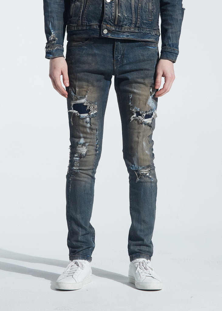 Rivers Standard Denim (Dirty Indigo Wash)