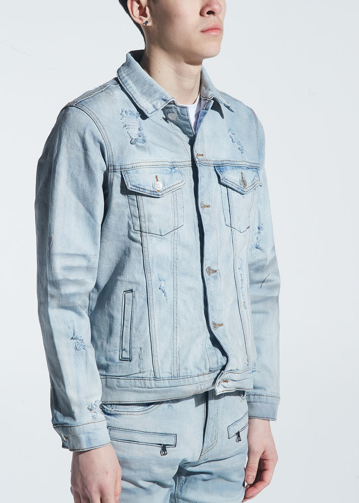 Allen Denim Jacket