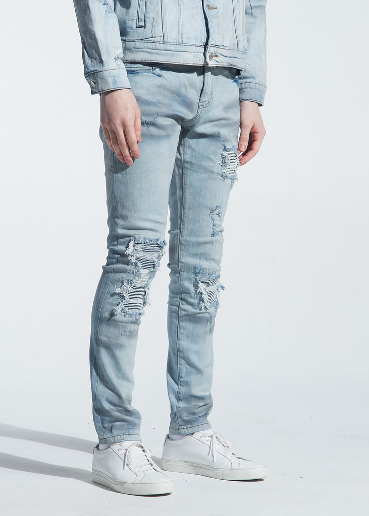 Allen Rip & Repair Denim