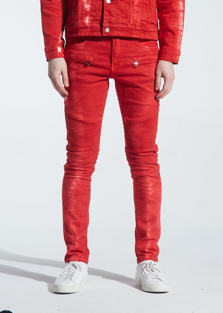 Stafford Biker Denim
