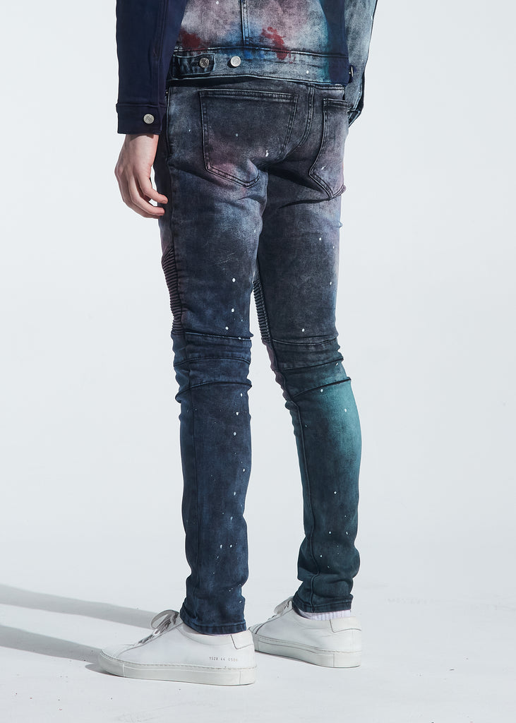 Brees Biker Denim