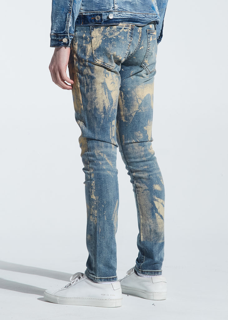 Newton Standard Denim Faces (Blue)