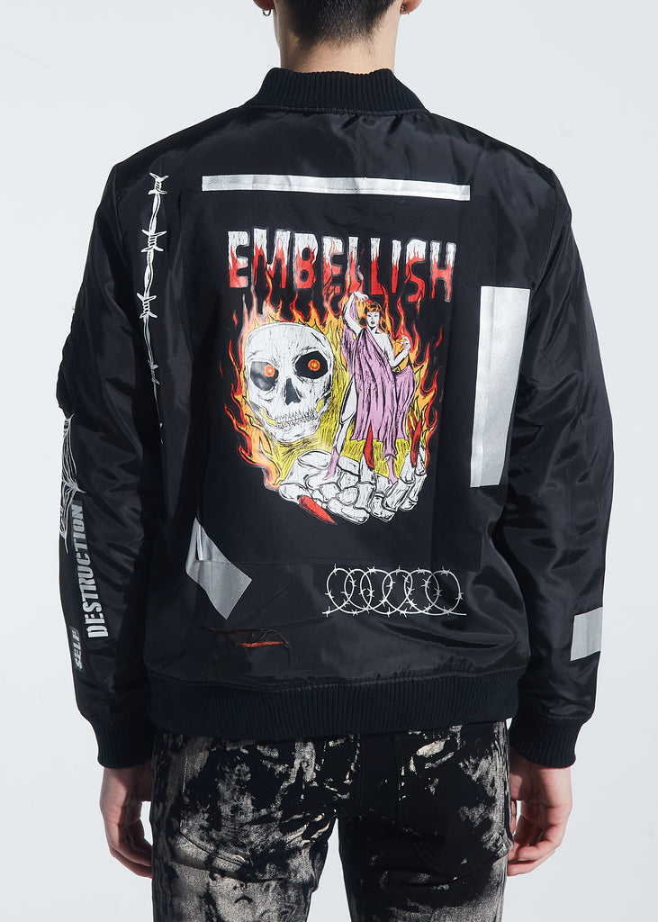 Johnson Bomber Jacket