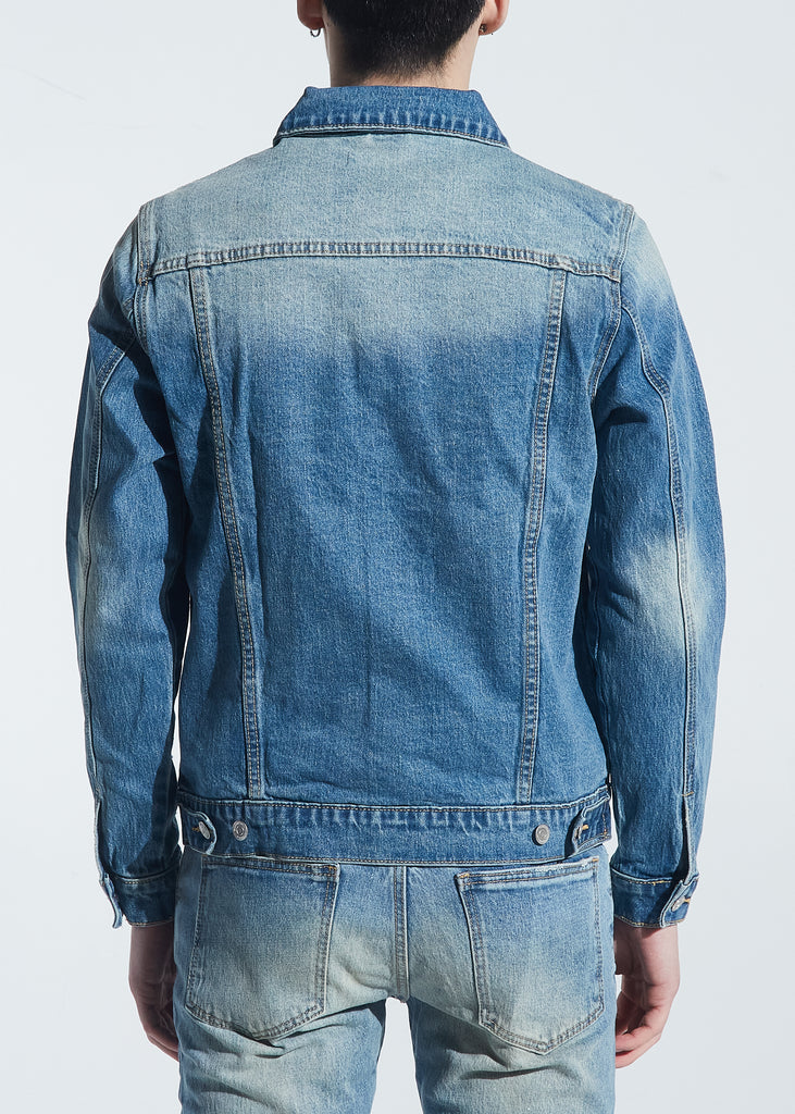 Brady Denim Jacket (Indigo Wash)