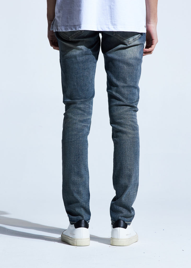 Kuze Rip and Repair Denim