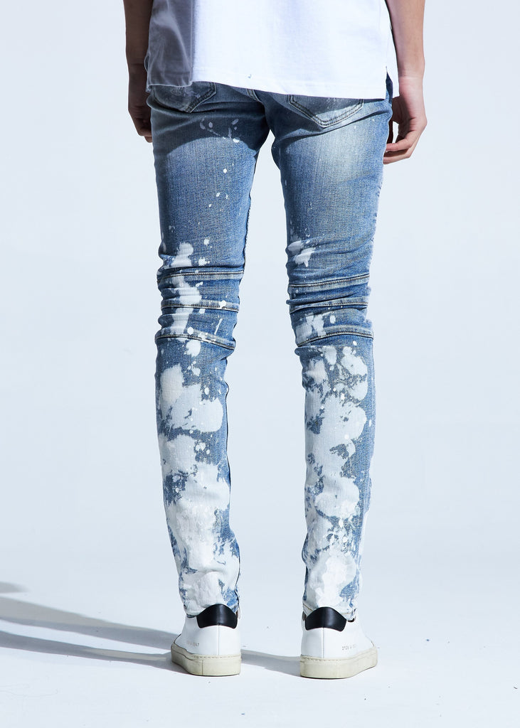 Hopkins Biker Denim