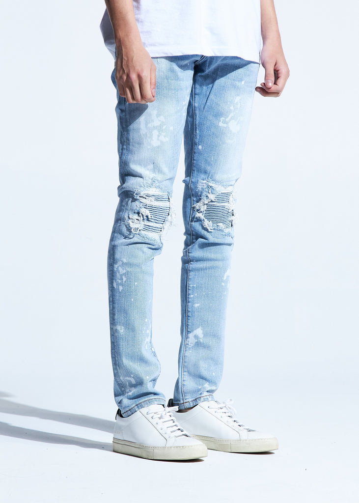 Reggie Rip and Repair Denim